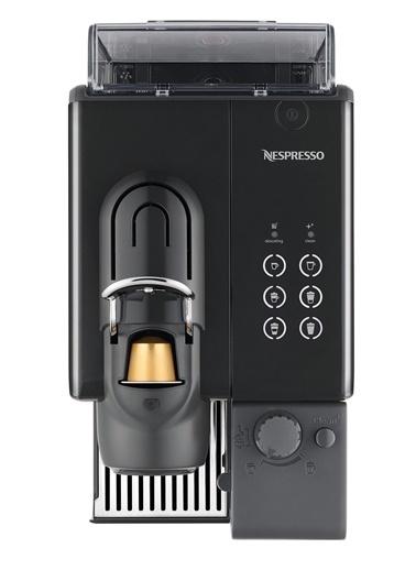 Makine Klasik F 521 Lattissima Black-Nespresso